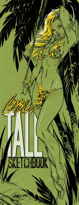 Tall Artbook