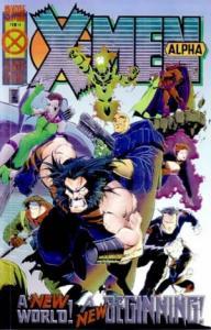 X-Men Alpha