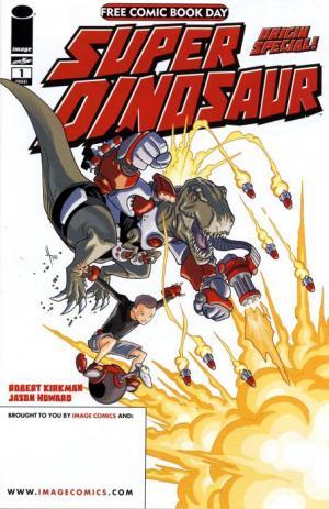 Super Dinosaur - Origin Special