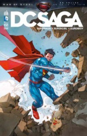 DC Saga Hors-Série