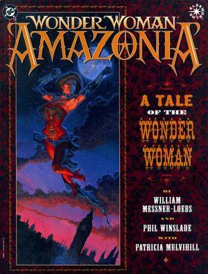 wonder woman - Amazonia