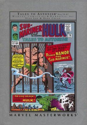 Marvel Masterworks - The Sub-Mariner