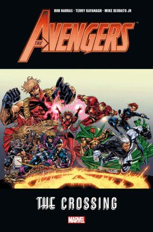 Avengers - The crossing Comics
