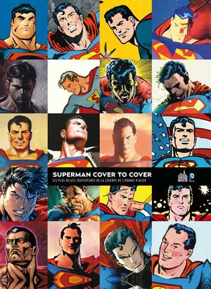 Superman - Cover to cover Artbook
