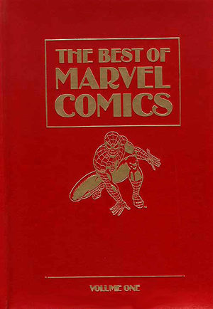 The Best of Marvel comics
