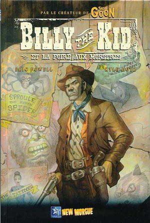 Billy the Kid et la foire au monstres