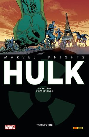 Marvel Knights - Hulk