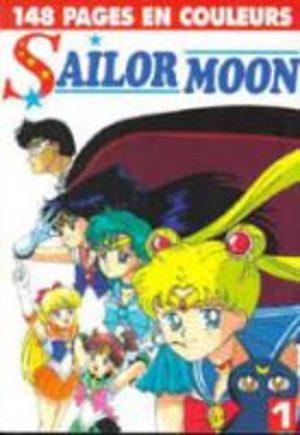 Sailor Moon - Anime Comics Anime comics