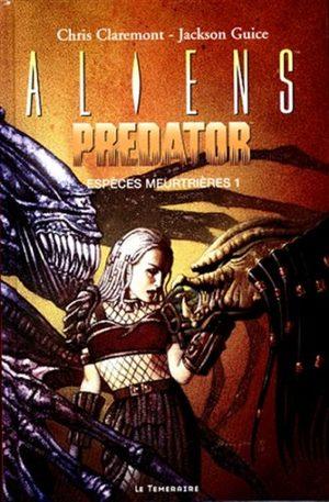 Aliens versus Predator - Espèces meutrières
