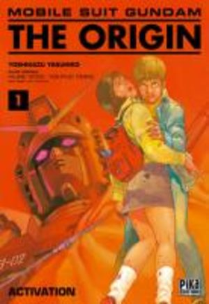 Mobile Suit Gundam - The Origin Manga