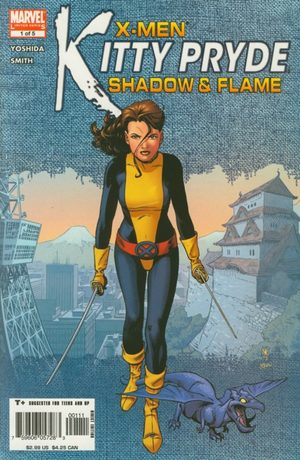 X-Men - Kitty Pryde - Shadow And Flame