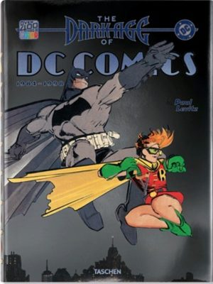 The Dark Age of DC Comics