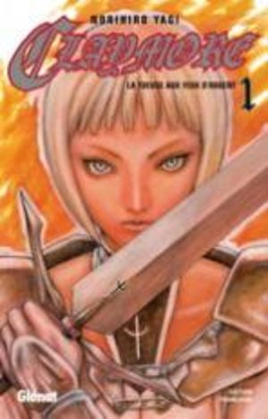 Claymore Artbook