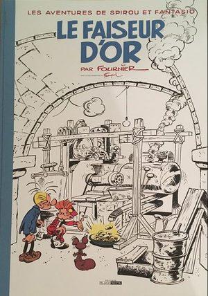 Les aventures de Spirou et Fantasio BD