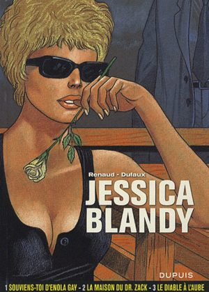 Jessica Blandy