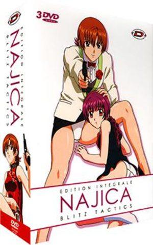 Najica Blitz Tactics Série TV animée