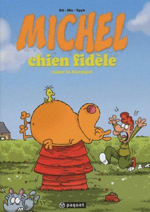Michel, chien fidèle