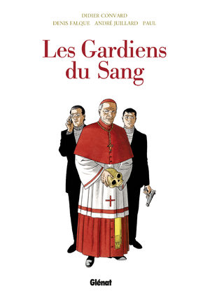Le triangle secret - Les gardiens du sang