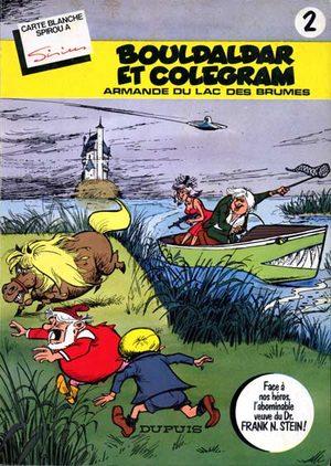 Bouldaldar et Colégram