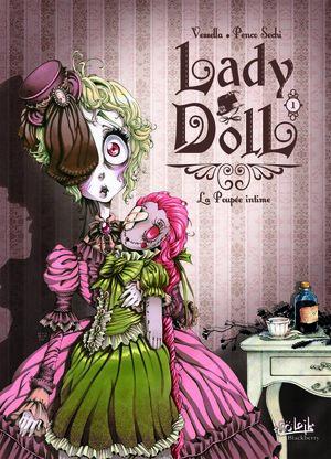 Lady doll