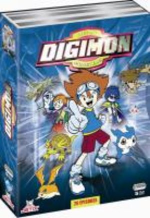 Digimon Adventure 1 Manga