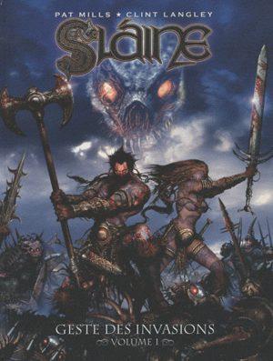 Slaine - Geste des invasions