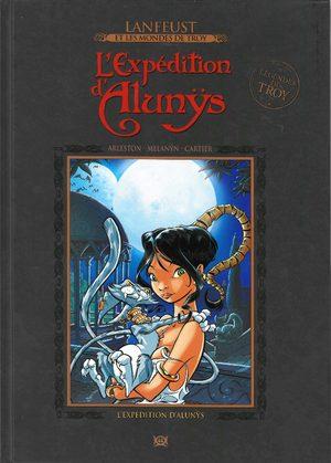 Légendes de Troy : L'expédition d'Alunÿs