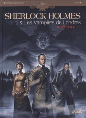 Sherlock Holmes et les vampires de Londres