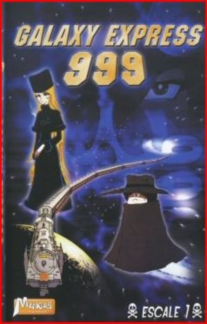 Galaxy Express 999 Série TV animée