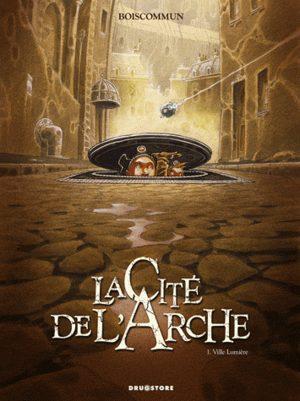 La cité de l'Arche