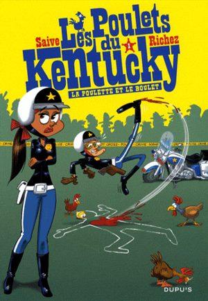 Les poulets du Kentucky