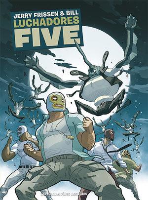 Luchadores five