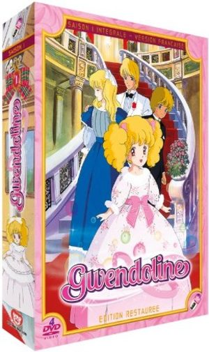 Gwendoline Série TV animée