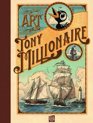 L'art de Tony Millionaire Artbook