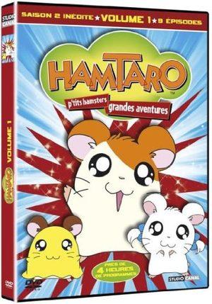Hamtaro Série TV animée