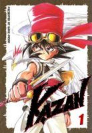 Kazan Manga