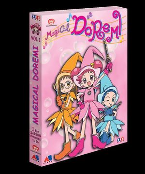 Magical Doremi 1 Série TV animée