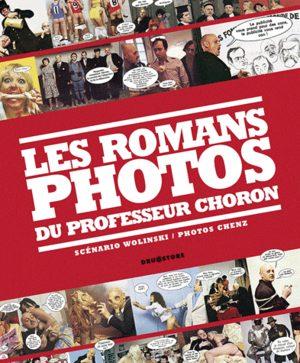Les romans photos du professeur Choron