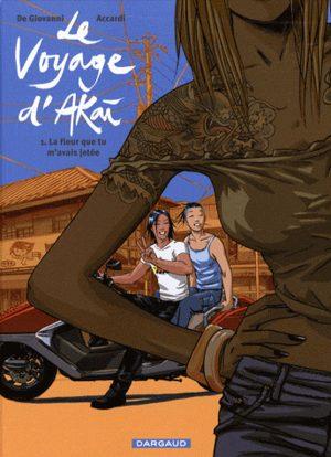Le voyage d'Akai BD