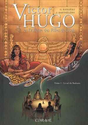 Victor Hugo ou l'affaire des filles de Loth
