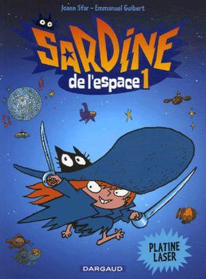 Sardine de l'espace