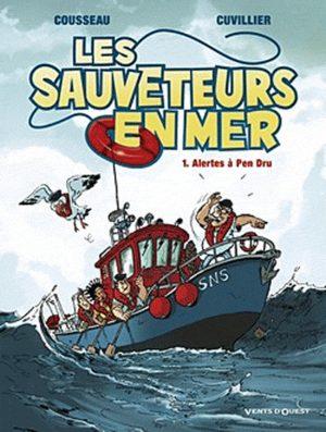 Les sauveteurs en mer