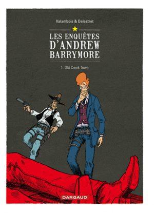 Les enquêtes d'Andrew Barrymore