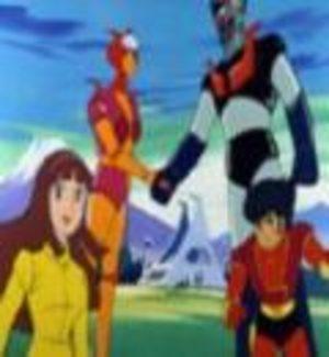 Mazinger Z Série TV animée