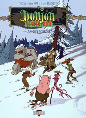 Donjon - Monsters