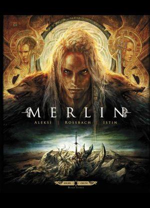 Merlin (Beau livre)