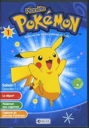 Pokemon - Saison 01 : Attrapez les Tous ! Série TV animée