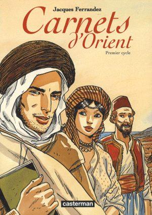 Carnets d'Orients