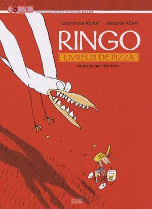 Ringo, le livreur de pizza