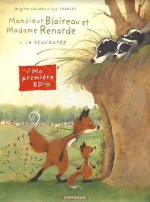Monsieur Blaireau et Madame Renarde